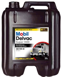 Oleo Motor Diesel 15W40 Mobil Delvac Super 1400 15W40